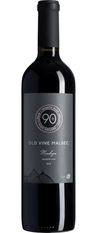 Lot 23 Old Vine Malbec, Mendoza, Argentina 2019 - Wines - 90+ - 90+ Cellars