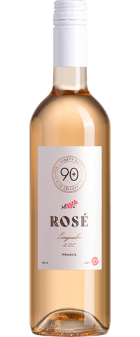 Lot 33 Rosé, Languedoc, France, 2019