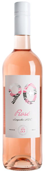 Lot 33 Rosé, Languedoc, France, 2017