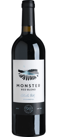 Lot 100 Monster Red Blend, Columbia Valley, Washington, 2014