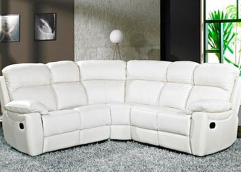 Aston Leather Recliner Corner Group
