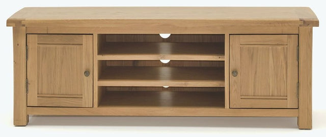 Breeze Oak TV Unit