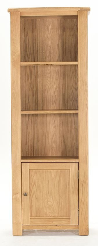 Breeze Oak Tall Bookcase