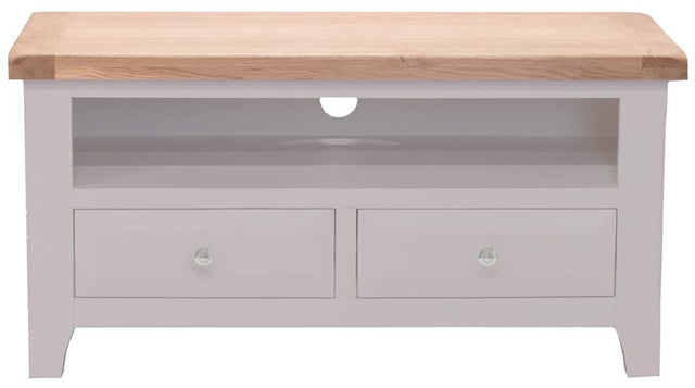 Clemence Grey Painted TV Unit