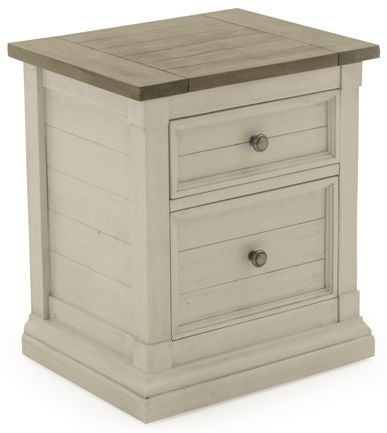 Croft Painted Bedside Table