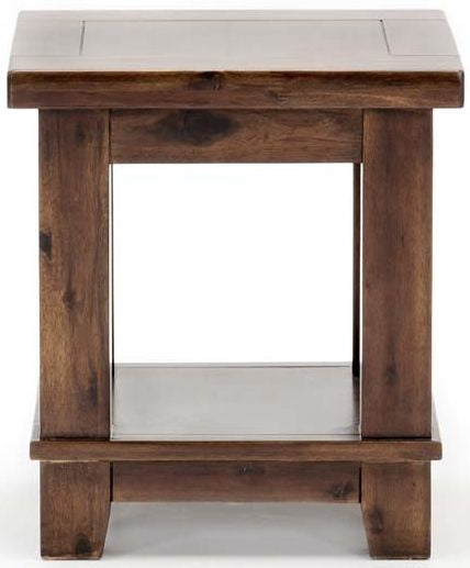 Emerson Walnut End Table