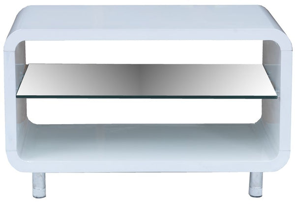 Sierra White Gloss TV Unit