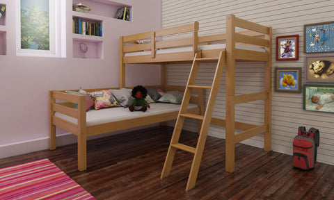 Emerald JH Corner Bunk Beds.