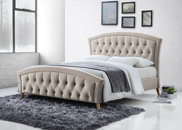 Katie Fabric Bed