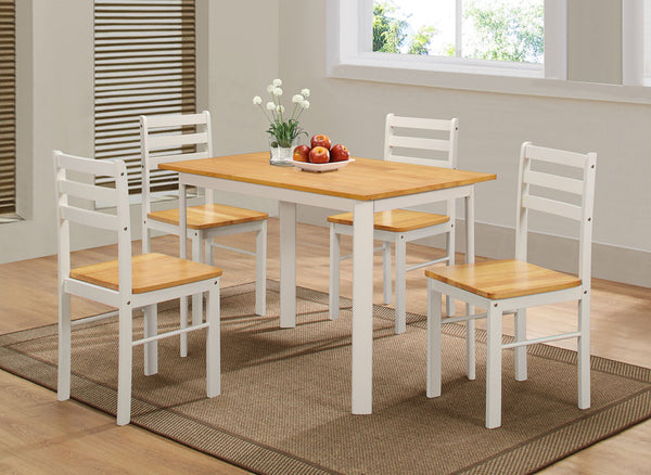 Fiesta Set Table & 4 Chairs