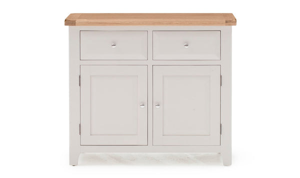 Clemence Grey Painted Sideboard