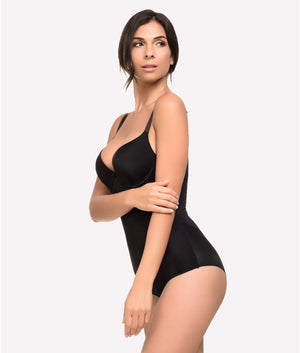 Body Reductor Mujer con Efecto Invisible de Lycra Moldeador Body Shaping