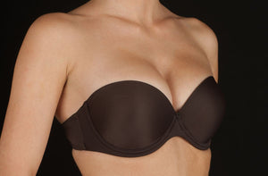 Sujetador Selene doble push up sin tirantes