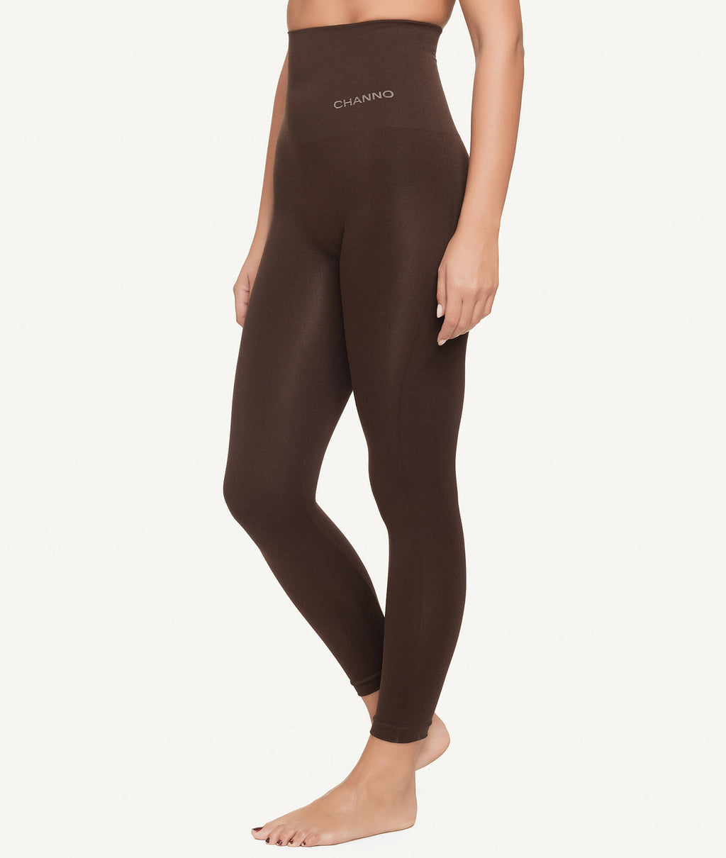 Legging reductor abdomen sin costuras lateral
