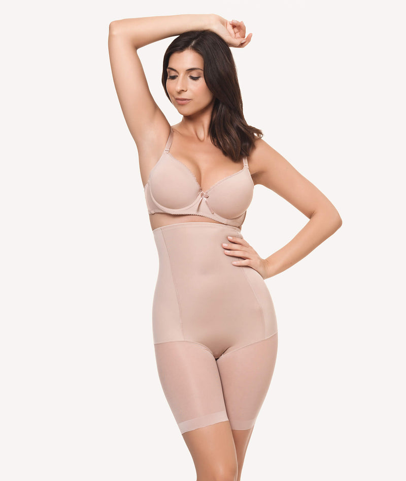 Culotte faja pantalón reductora invisible bison frontal - CHANNO Woman