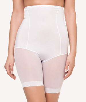 Culotte faja pantalón reductora invisible blanco - CHANNO Woman