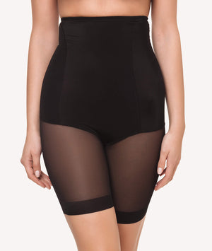 Culotte faja pantalón reductora invisible negro - CHANNO Woman