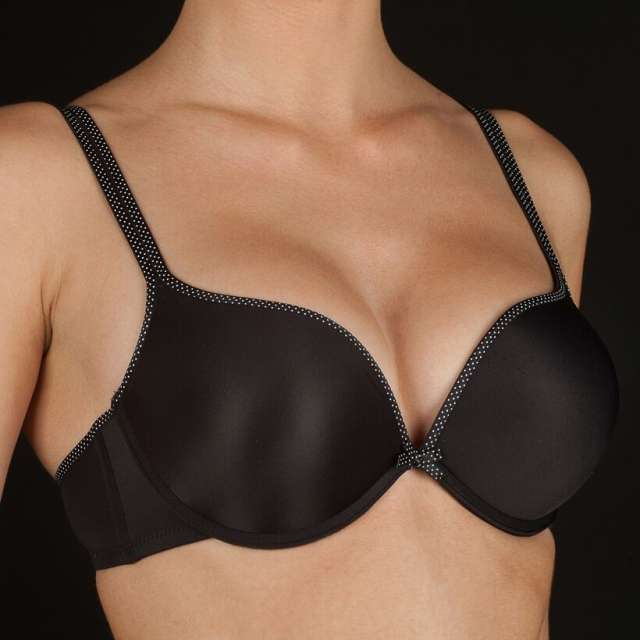 Sujetador Selene Sofia copa B con triple Push-Up