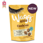 Wagg Cookies With Peanut Butter & Chicken