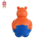 GiGWi Hippo Suppa Puppy Dog Toy