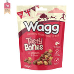 Wagg Tasty Bones With Chicken & Liver Dog Treat