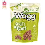 Wagg Skin & Coat Meaty Bites Dog Treat