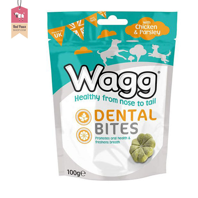 Wagg Dental Bites Dog Treat