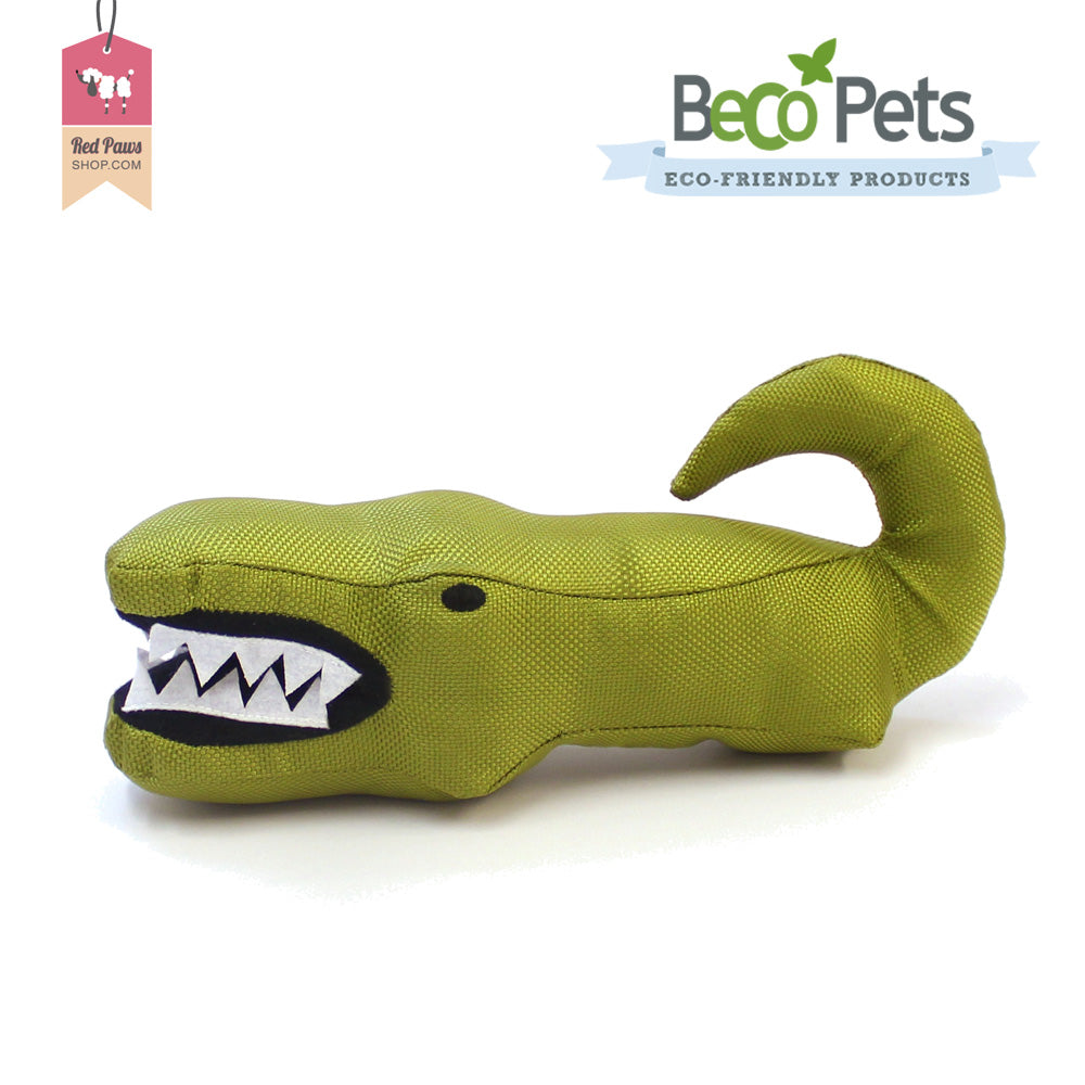 Beco Pets Family - Aretha The Alligator Dog Toy