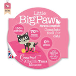 Little Big Paw - Atlantic Tuna Cat Food – 85 Gms