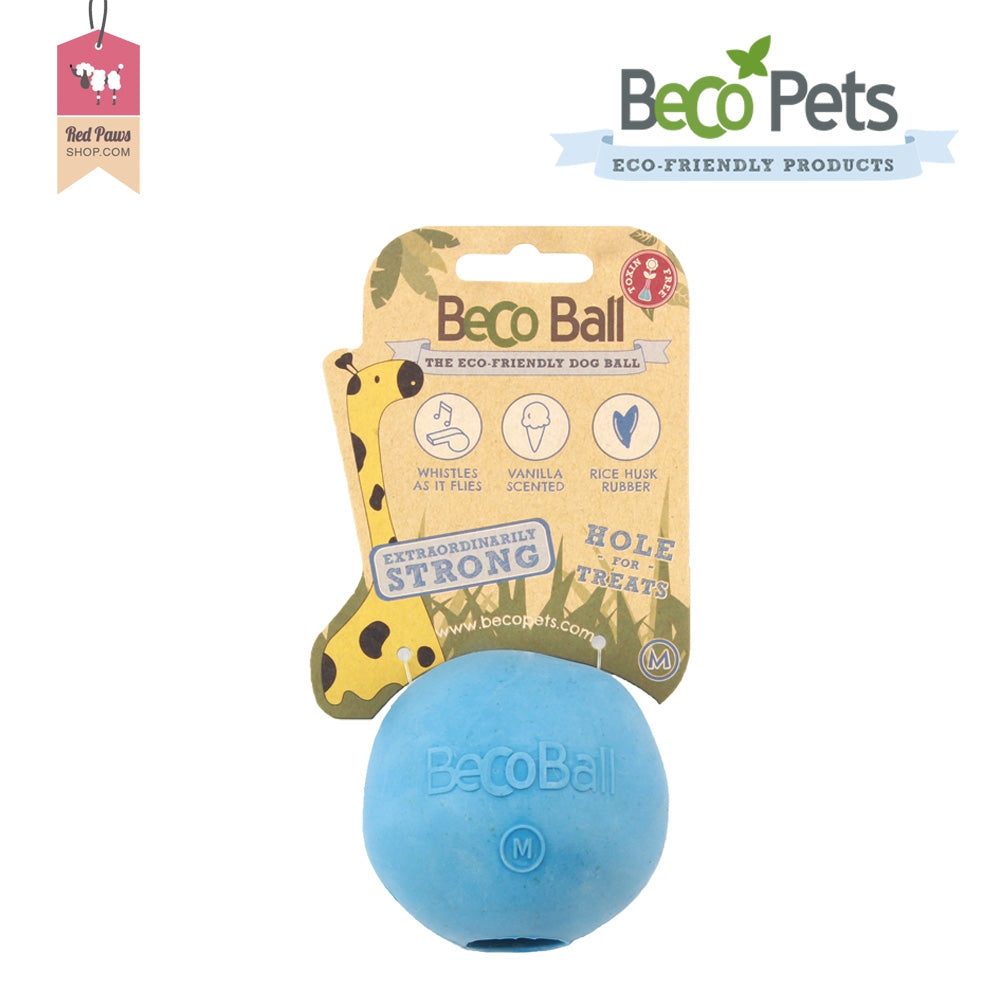 Beco Pets Eco Friendly Dog Ball - Small