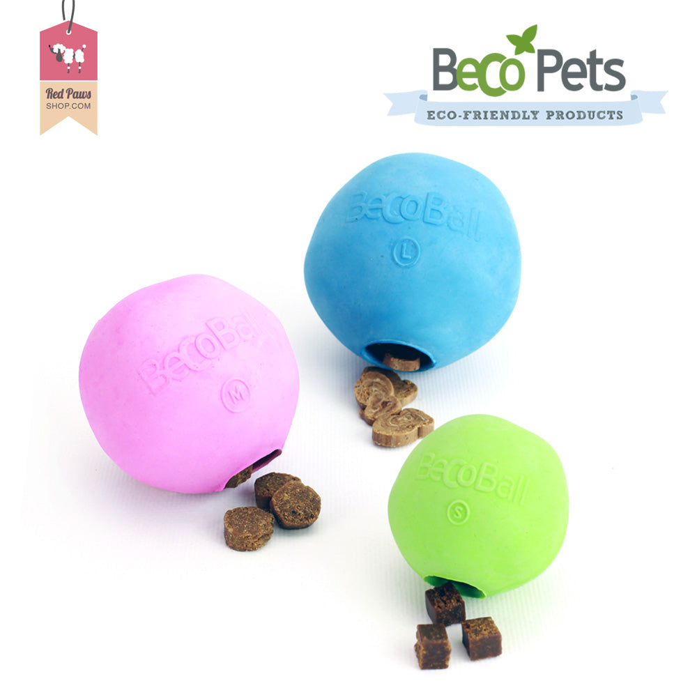 Beco Pets Eco Friendly Dog Ball - Large