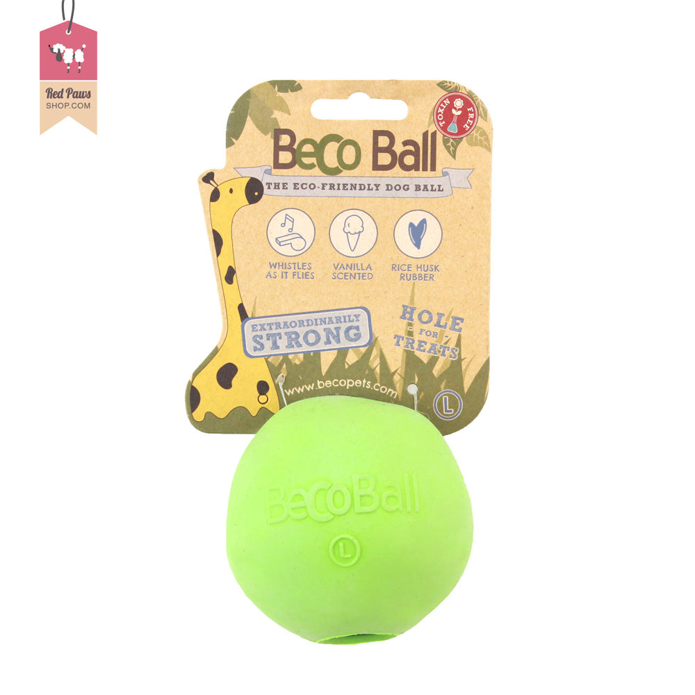 Beco Pets Eco Friendly Dog Ball - Medium