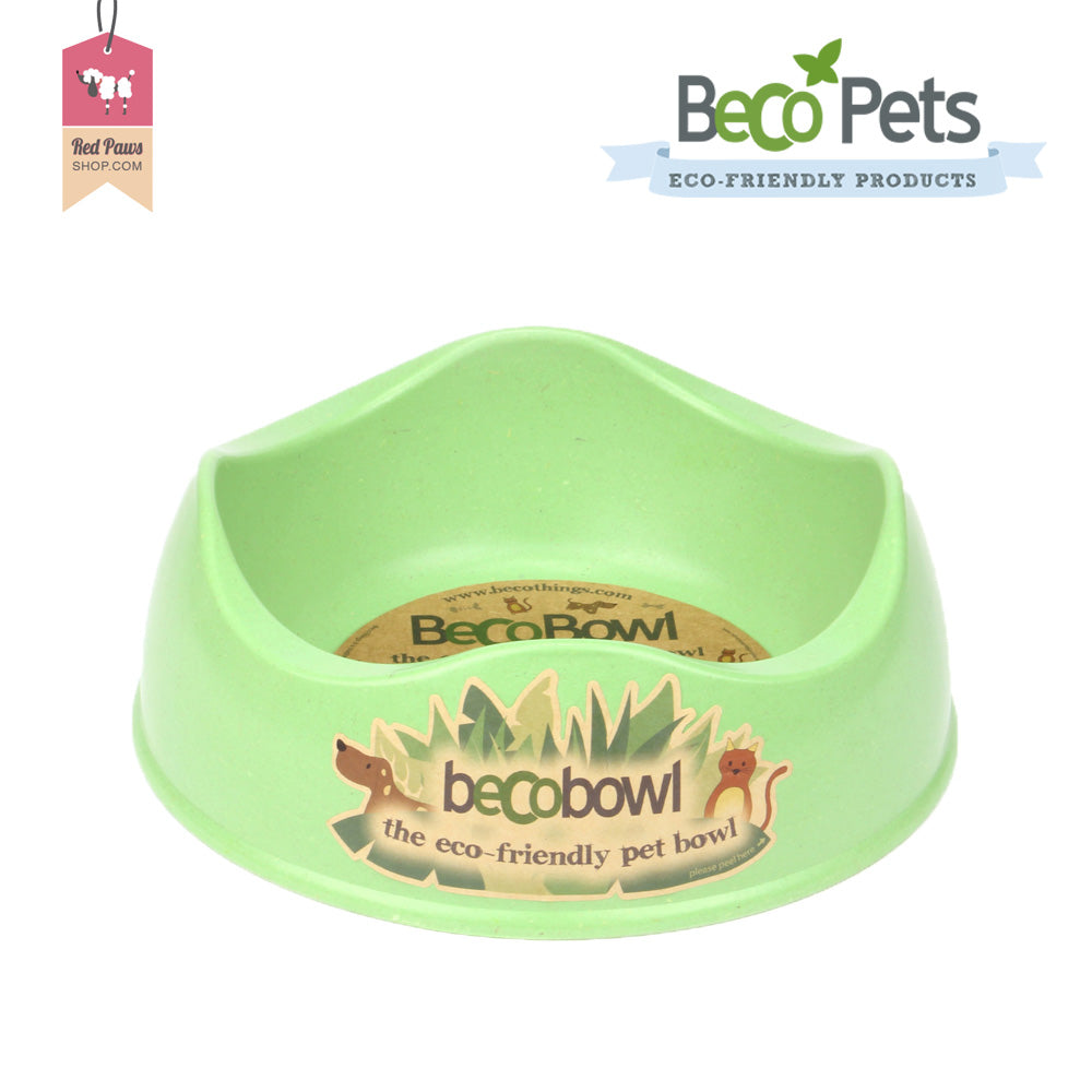 Beco Pets Eco Friendly Dog Bowl - Large