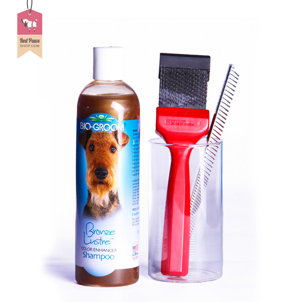 Bio Groom Bronze Lustre Dog Shampoo