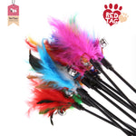 Cat Wand Feather Teaser