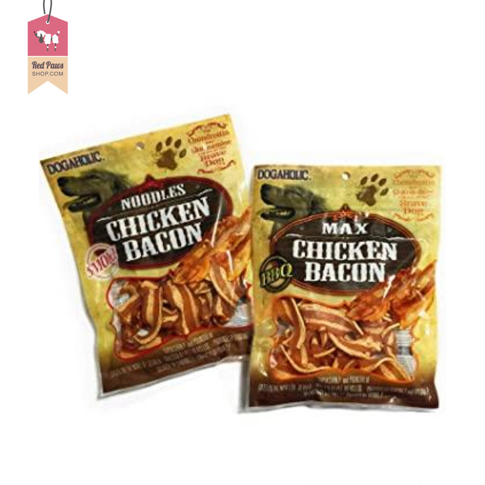 Dogaholic Chicken Bacon Dog Treats