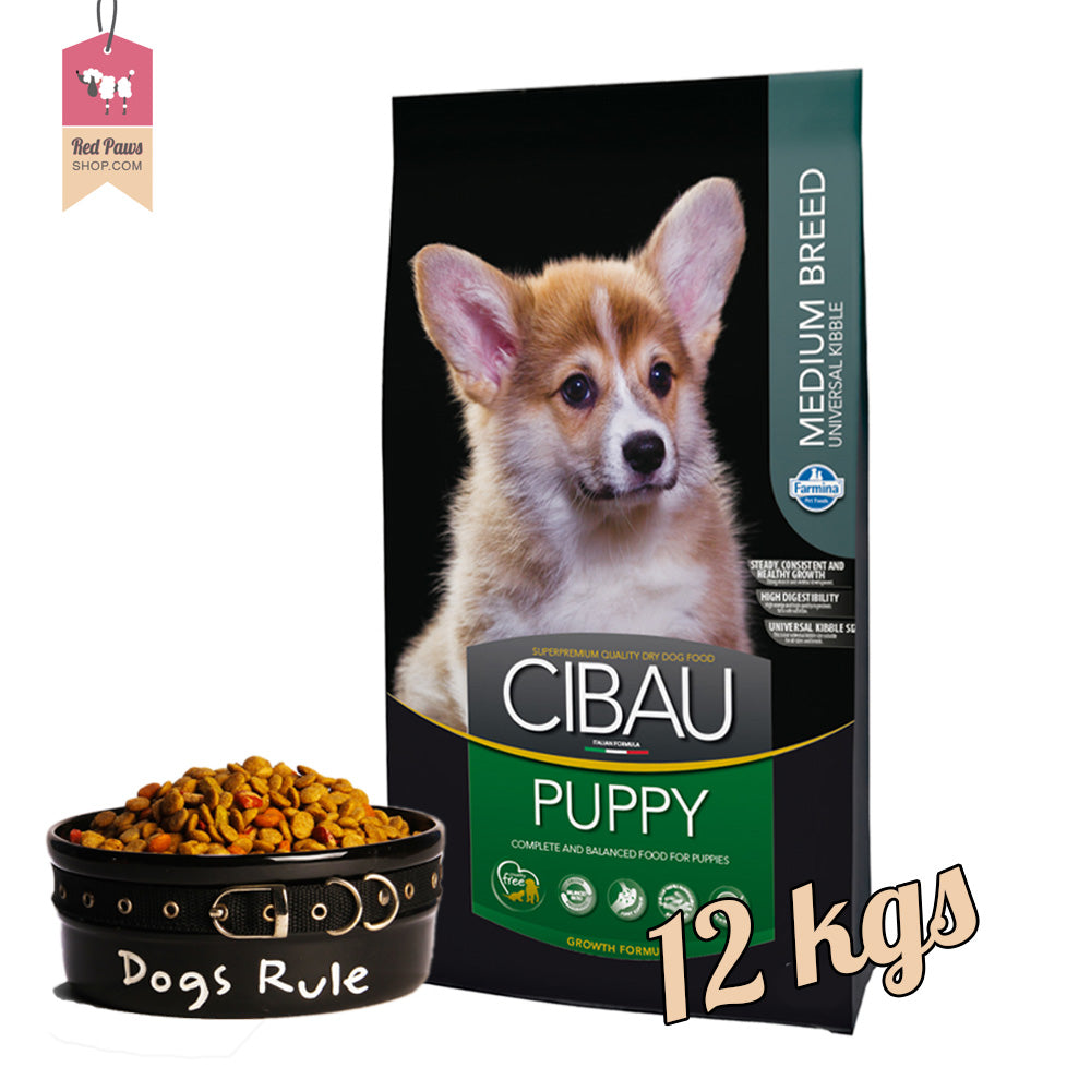 Cibau Puppy Medium 12 kgs