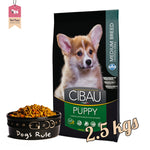 Cibau Puppy Medium 2.5 kgs