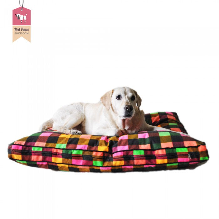 Red Paws Dreamer Dog Bed