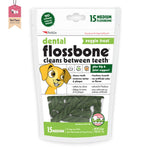 Petkin Dental Flossbone - Medium