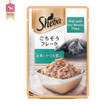 Sheba Cat Food