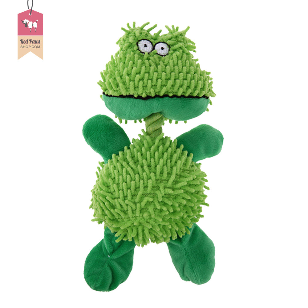 Freddo The Frog Dog Toy