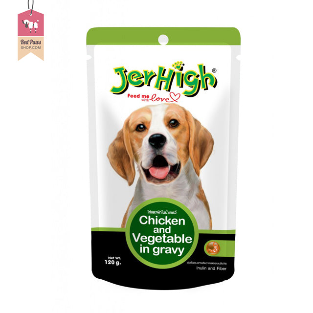 JerHigh Dog Food