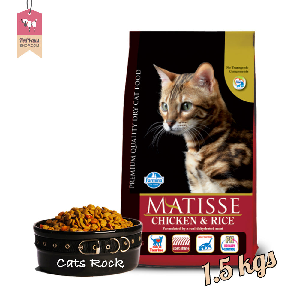 Matisse Adult Chicken And Rice - 1.5 kgs