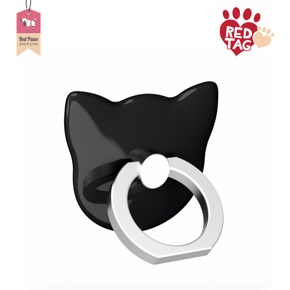 Cat Ears Mobile Ring Holder Stand
