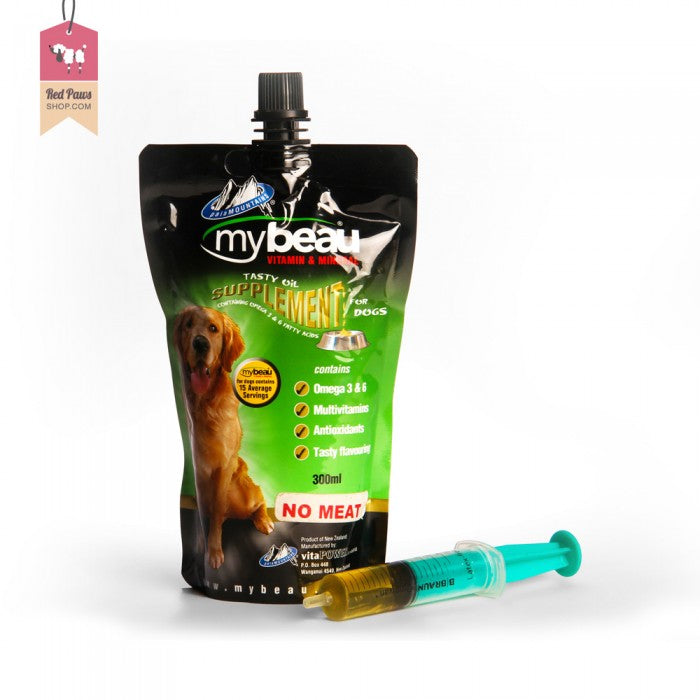 Palamountains MyBeau Health Supplement For Dogs