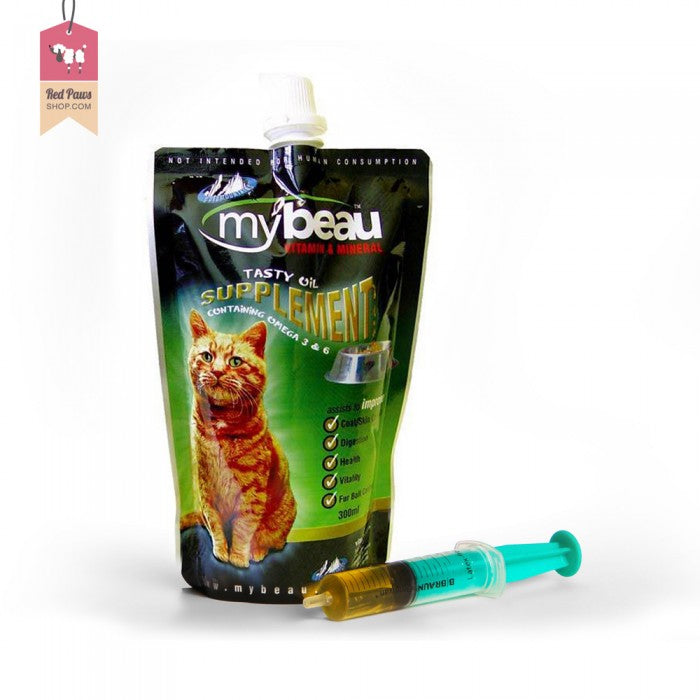 Palamountains MyBeau Health Supplement For Cats