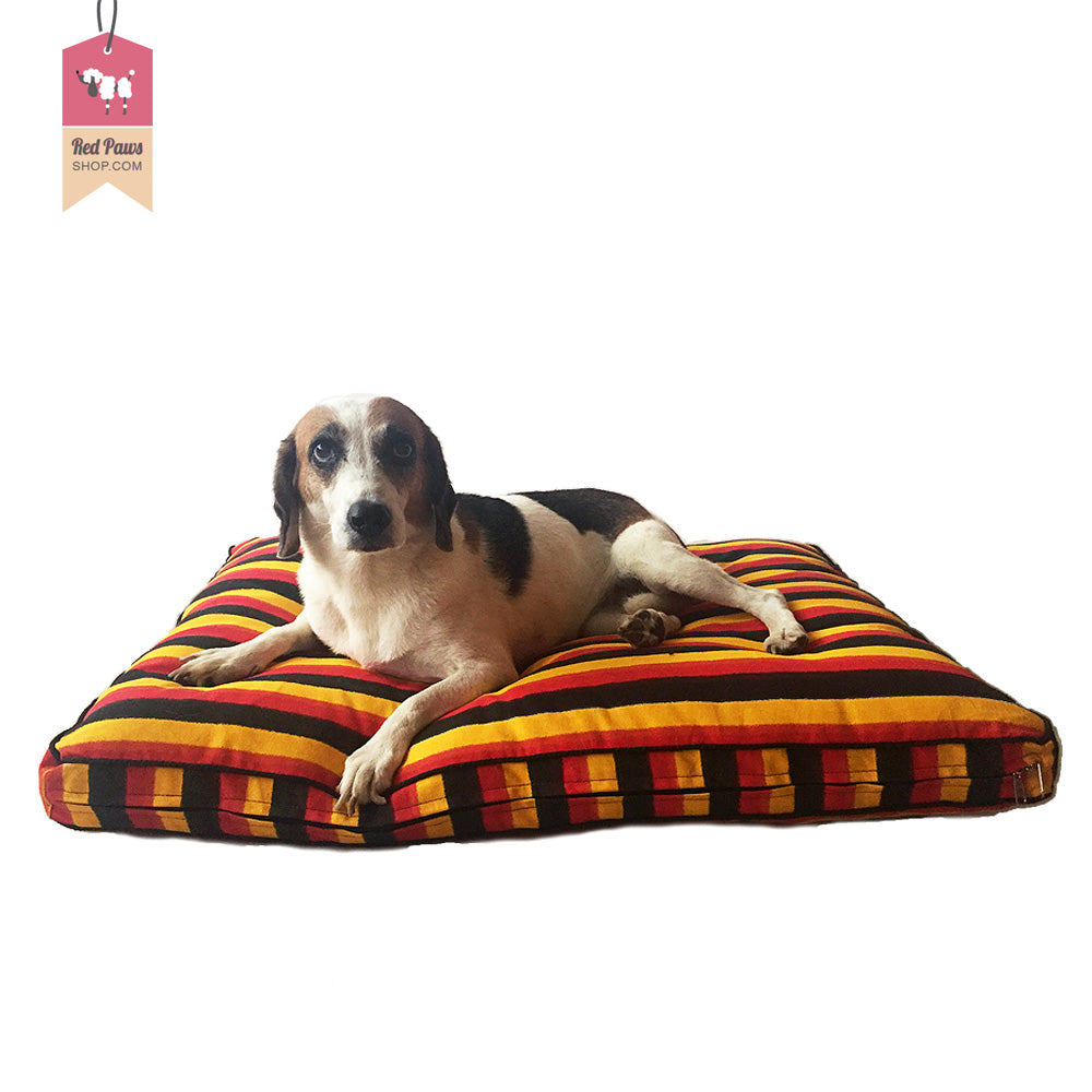 Red Paws Snooziedoo Dog Bed