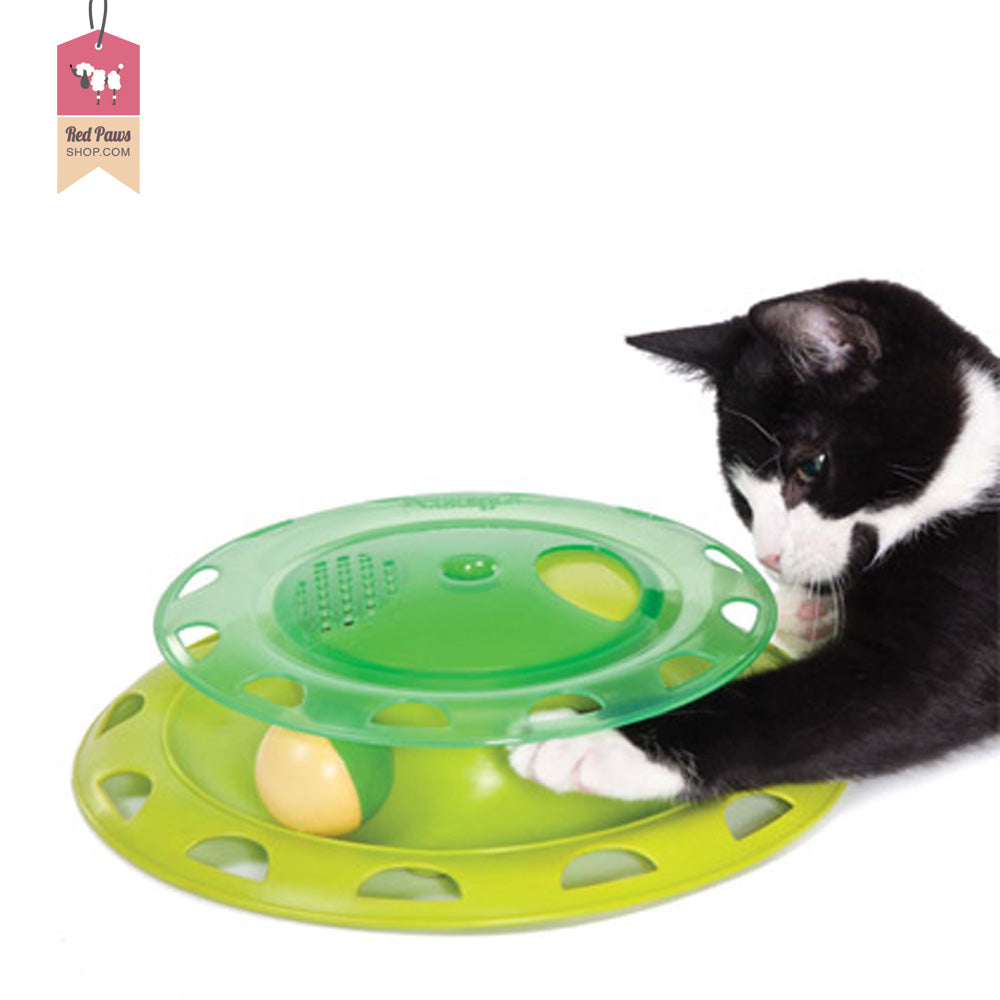 Petstages Catnip Chaser Play Cat Toy