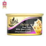 Sheba Pure Tuna White Meat in Jelly Cat Food (Pack of 3)